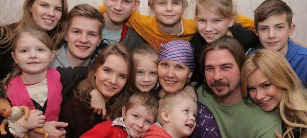 семья арсентьевых