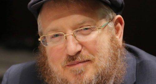 Уриэль Штерн, основатель Фонда КВІТНА