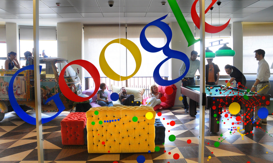 welcome in Google