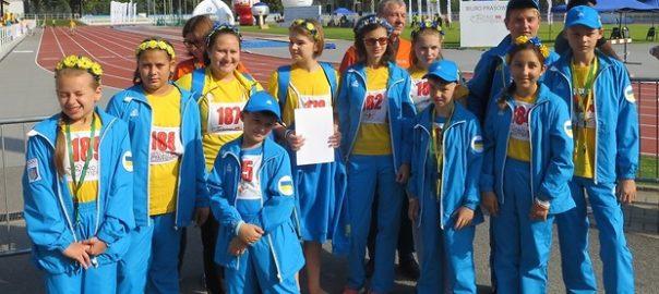 Українці взяли участь в Онкоолімпіаді